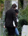 Michael Sheen and Rachel McAdams out in Toronto (October 3) - celebrity-couples photo
