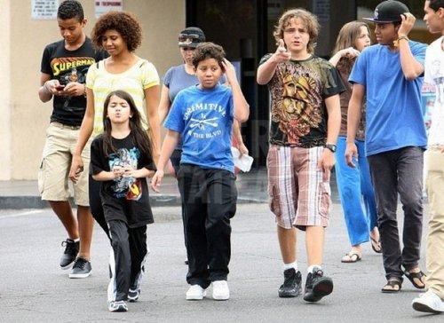 NEW 写真 of the jacksons!