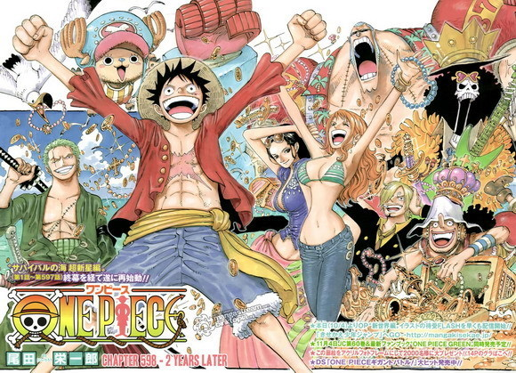 New Strawhats!!!