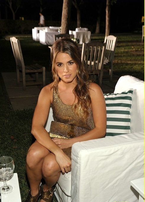 Nikki Reed at 8th Annual Teen Vogue Young Hollywood