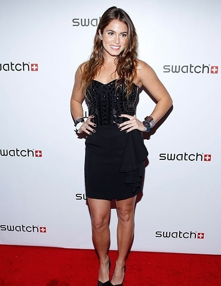 Nikki  on new collection Swatch 07.10.10