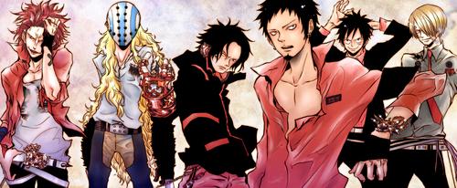 One Piece Boys