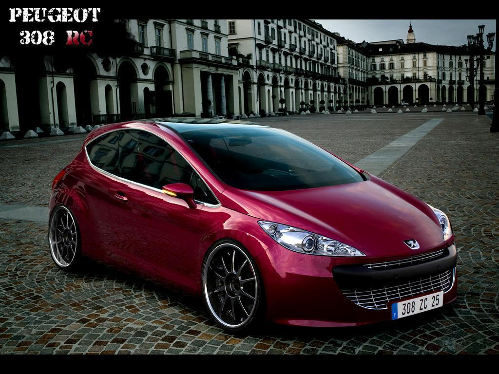 Peugeot Images Peugeot 308 Rc Hd Wallpaper And Background