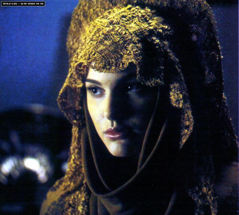 Padmé Naberrie Amidala Skywalker - Padmé Naberrie Amidala