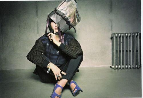 Park Shin Hye - Ceci Magazine