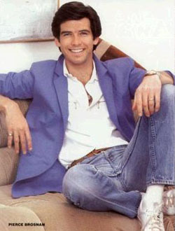 Pierce Brosnan Young