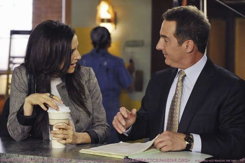 Private Practice - Episode 4.05 - In of Out - Promotional foto's