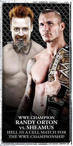 Randy Orton and Sheamus