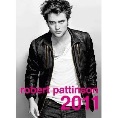 Robert Pattinson 2011 Calendar On birago