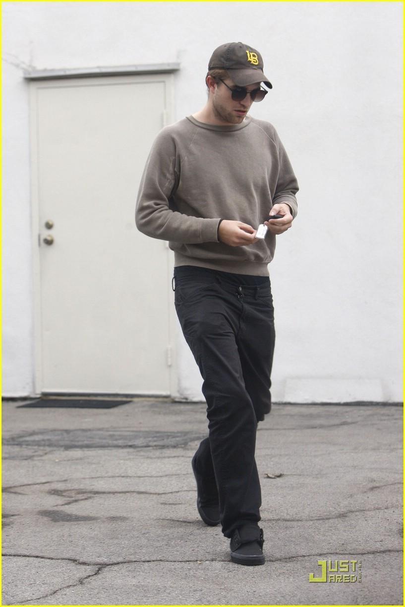 Robert Pattinson is a Gray Guy