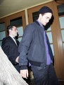 """Robsten after a restaurant  """"Ago"""" in West Hollywood - twilight-series photo"""