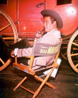 Roger Moore - Beau di Maverick