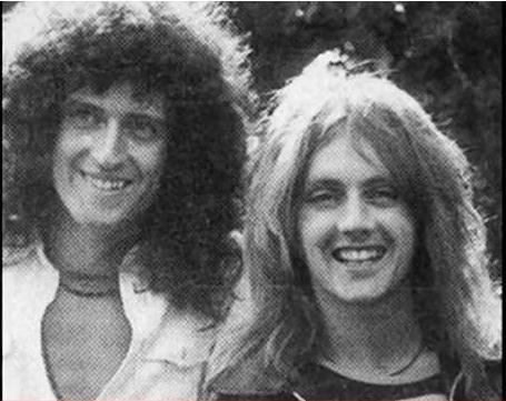 Roger Taylor,Brian may