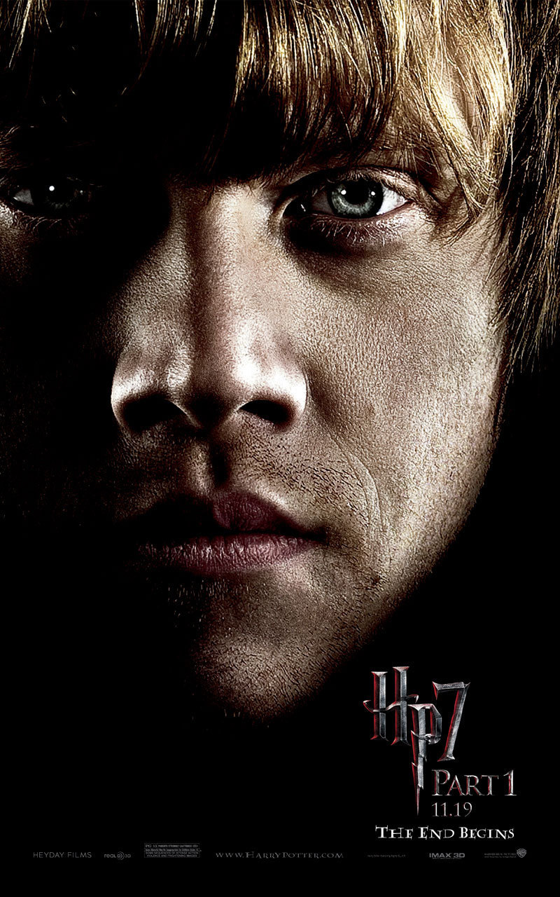 Harry potter ron poster
