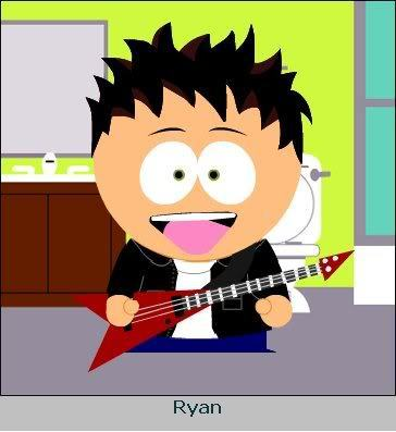 Ryan - South Park