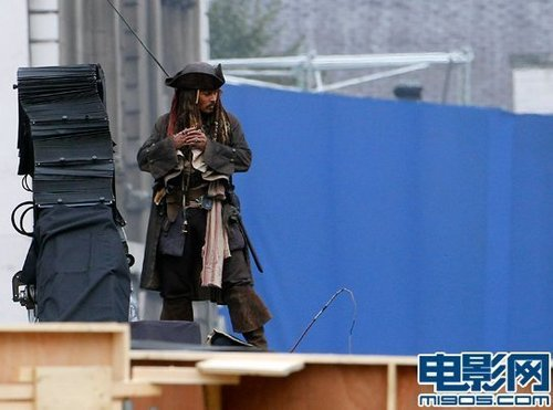 SET-Pirates of the Caribbean 4