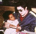 SO CUTE!!! - michael-jackson photo