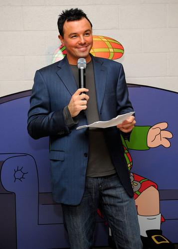 Seth MacFarlane @ the Premiere of 'Seth MacFarlane's Cavalcade Of Cartoon Comedy'