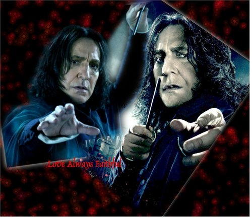 Severus DH Collage