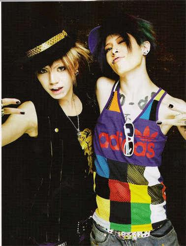 Shou/Alice Nine x Miyavi