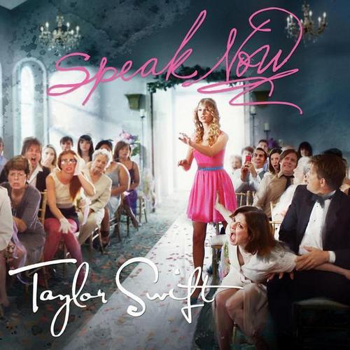 Speak Now [Official Single Cover]