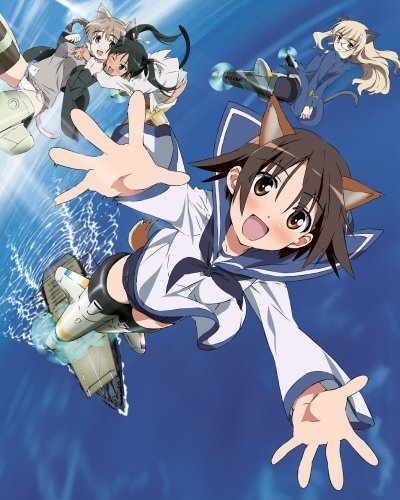 Strike Witches Обои probably with Аниме entitled Strike Witches