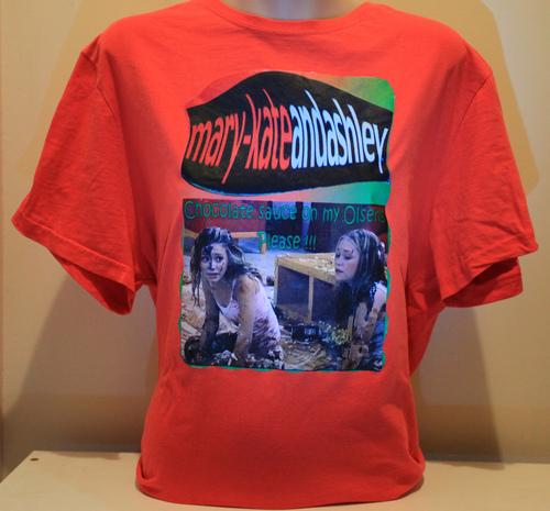 T-shirt transfers - Larrypalooza