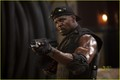 Terry Crews in The Expendables