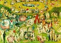 The Garden of Earthly Delights - Hieronymus Bosch  - fine-art photo