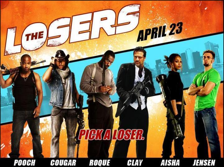 The Losers Images The Losers Hd Wallpaper And Background Photos