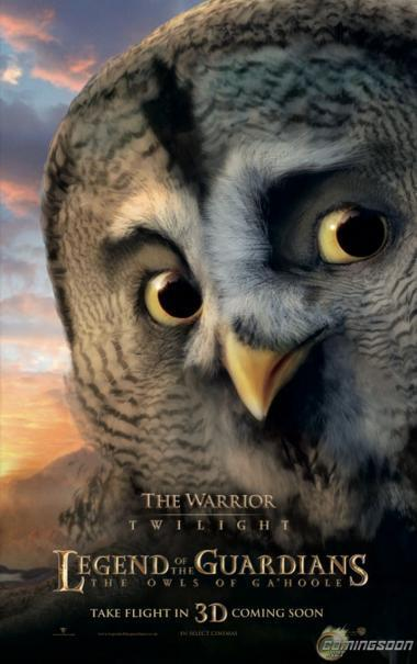 the legend of the guardians the owls of