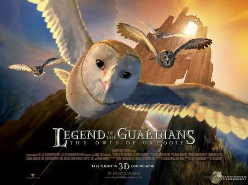 The Owls of Ga'Hoole
