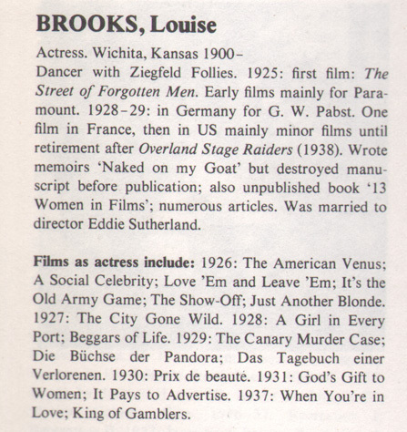 The World Encyclopedia of Film Entries