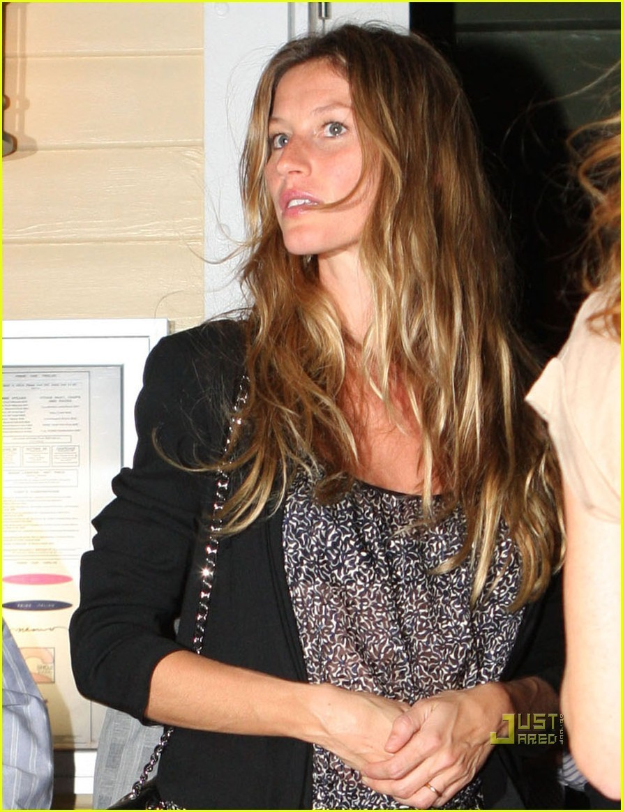 Tom Brady & Gisele Bundchen: Date Night! - Gisele Bundchen Photo