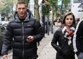 Tom & Charlotte in Vancouver off set 'This Means War'