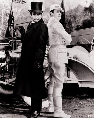 Tony Curtis & Jack Lemmon - The Great Race - 1965