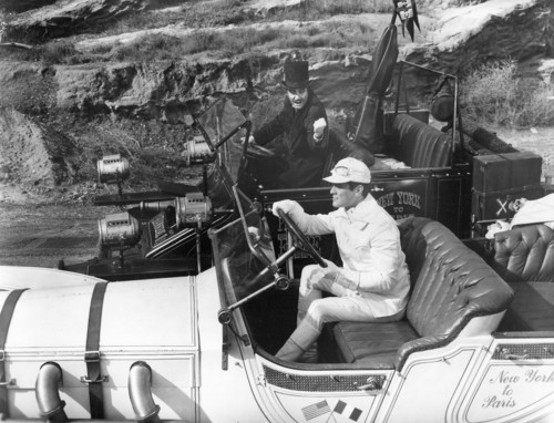 Tony Curtis & Jack Lemmon - The Great Race - 1965