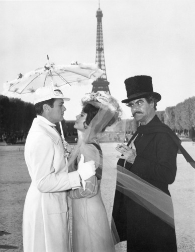 Tony Curtis, Natalie Wood & Jack Lemmon - The Great Race - 1965