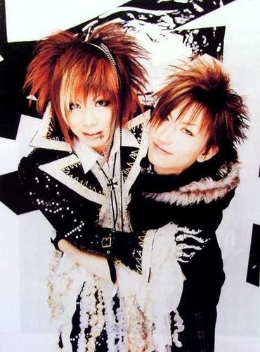 Tora/Alice Nine x Aoi/Ayabie
