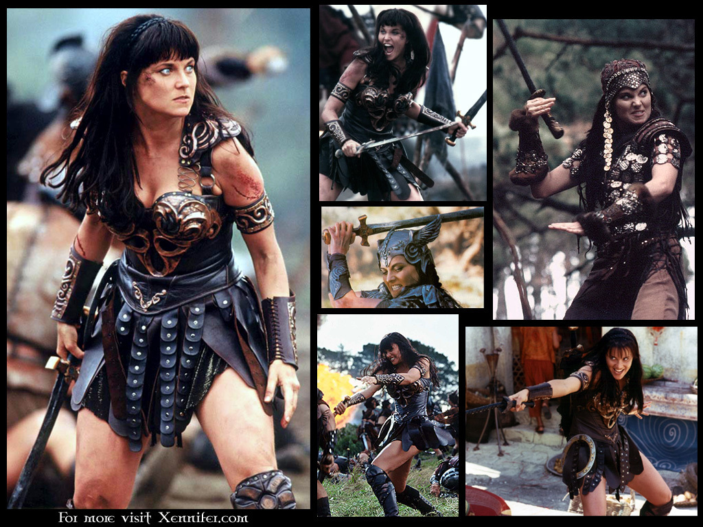 xena warrior princess movie