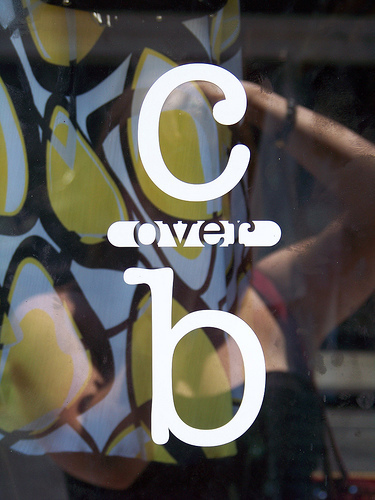 c-over-b