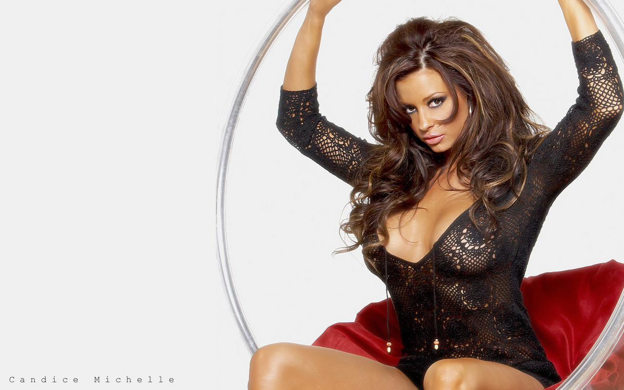 Candice Michelle - Images