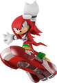 free rider knuckles!! - knuckles-the-echidna photo