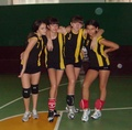 gerogian girls - volleyball photo