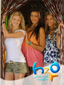 h2o!!!! - h2o-just-add-water-cleo-bella-and-rikki fan art