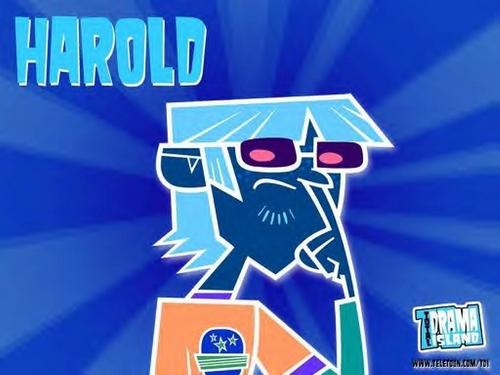 harold inverted