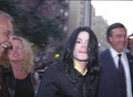 lost in a sea of people - michael-jackson photo