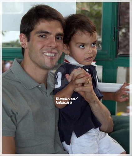 luca and father