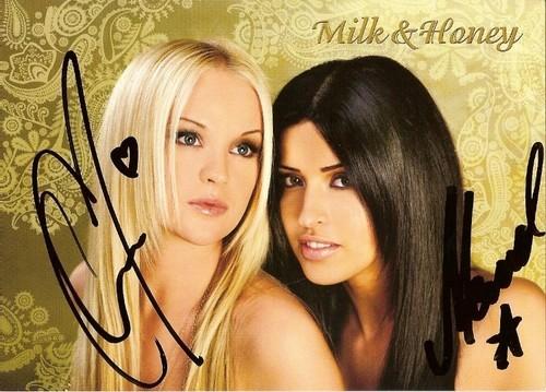 ミルク & honey