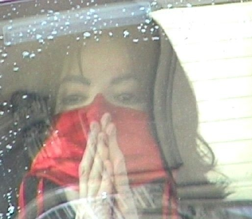 rain drops are the tears of the long gone angels  - michael-jackson